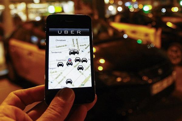 Conductores de Uber anuncian