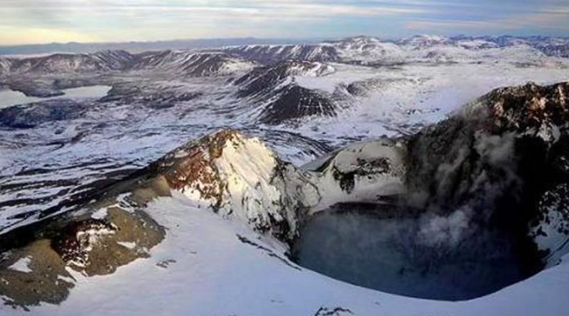Alerta amarilla por la actividad del volcán Copahue — Neuquén