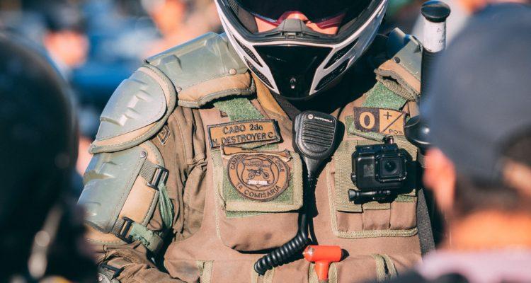 Carabineros indagará el uso de apodos en uniformes en Concepción - Canal 9 Bío Bío Televisión