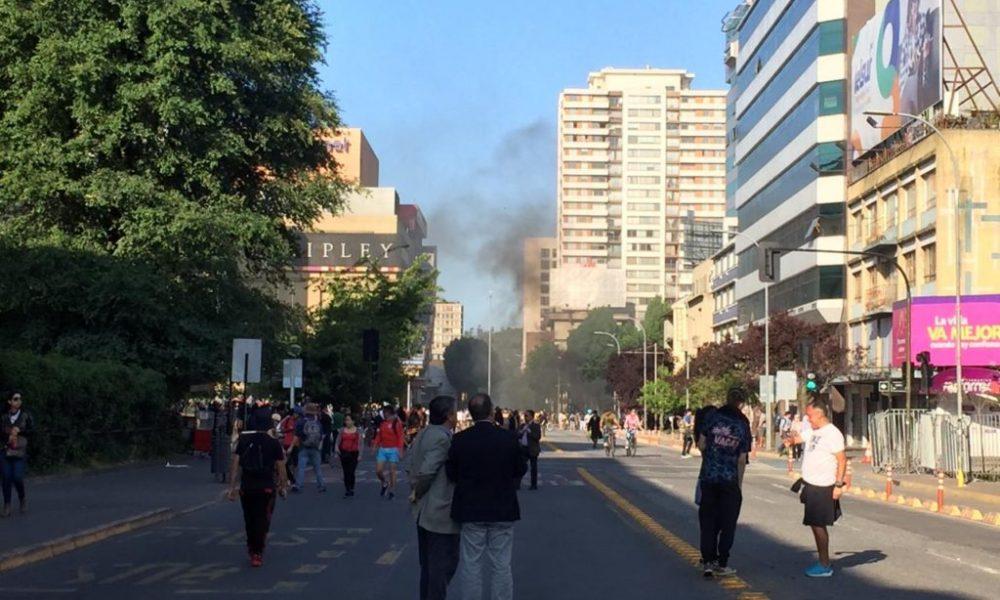 Manifestación en Concepción: Cifran más de 4 mil personas - Canal 9 Bío Bío Televisión